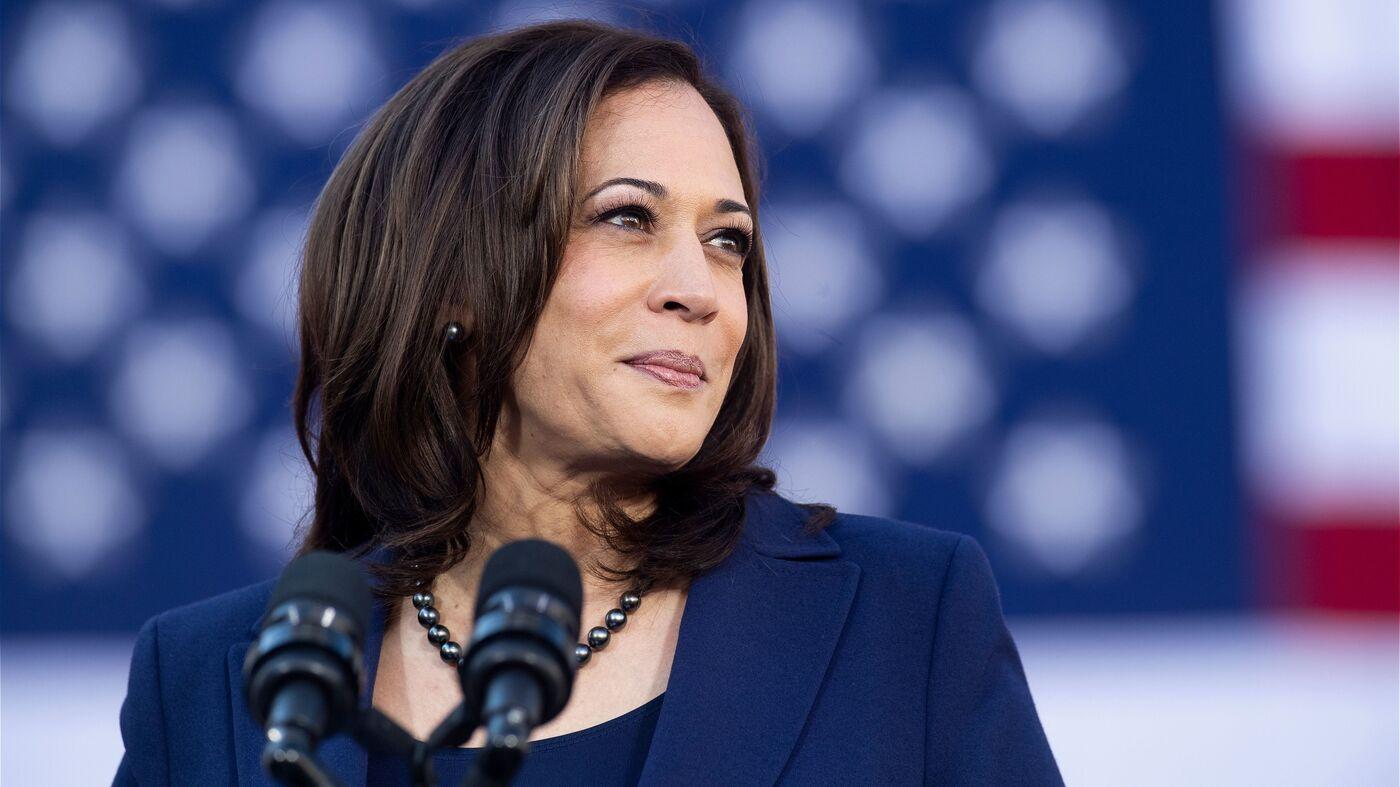 Kamala Harris: First Woman Of Color Elected VP : NPR