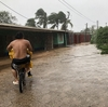 Typhoon Eta stretches the Nicaragua coast as forecasters warn of 'catastrophic' floods