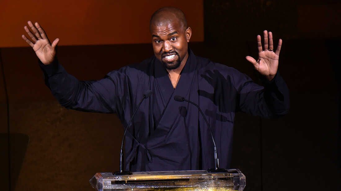 Kanye West Says He's Voting For The Only Candidate He Can Really Trust