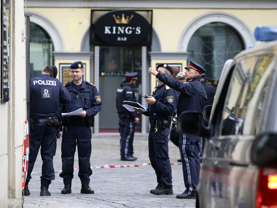 At Least 4 Killed By Gunman In Vienna, Austria, In 'Terror Attack' : NPR