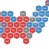 How Many Votes Have Been Counted In Undecided States