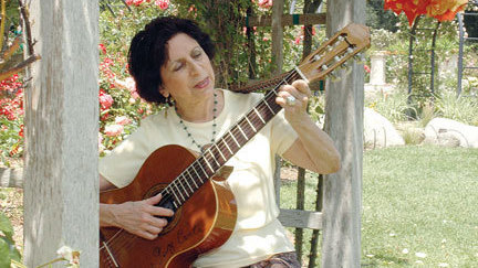 NEA Heritage Fellow Suni Paz Sings For Children And The Have-Nots