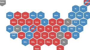 Where Presidential Election Votes Are Still Being Counted