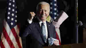 What Biden's Election Means For U.S. Health Care And Public Health