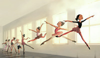 Misty Copeland based the characters in <em>Bunheads</em> on the ballet friends she grew up with.