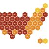 O coronavírus está surgindo: quão grave é o surto no seu estado?