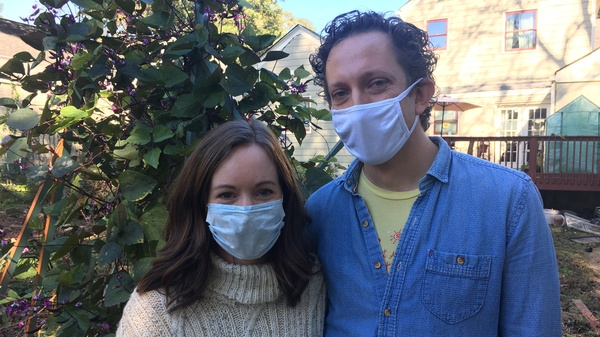 Bethany Lind Mendenhall and her husband, Eric Mendenhall, say they