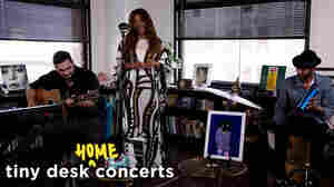 Mickey Guyton: Tiny Desk (Home) Concert