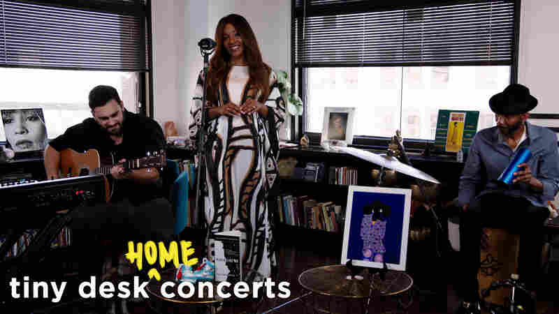 Mickey Guyton: Tiny Desk (Home) Concert