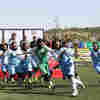 Women Of Afghanistan Won't Give Up Their Soccer Dreams