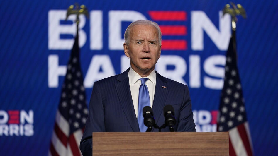 President-elect Joe Biden will face a closely divided Congress in January. (Carolyn Kaster/AP)