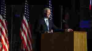Hope, Healing And 'Better Angels': Biden Declares Victory And Vows Unity