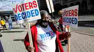 Detroit Organizer: Black Voters Expect Strong Policies, Not Just Applause, From Biden