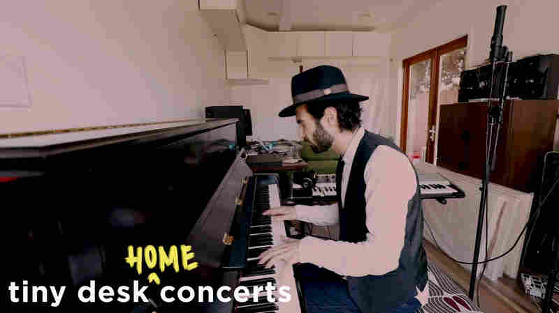 Tigran Hamasyan: Tiny Desk (Home) Concert