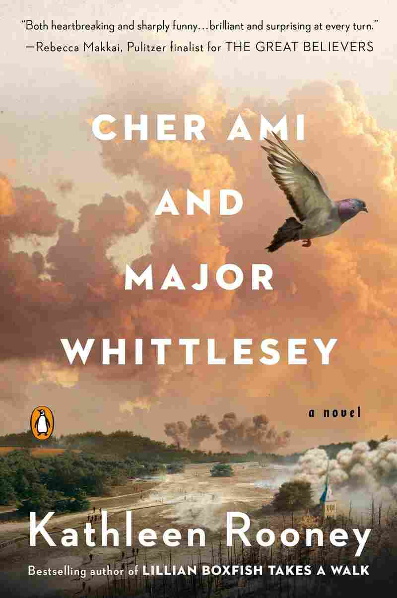 Cher Ami and Major Whittlesey, by Kathleen Rooney