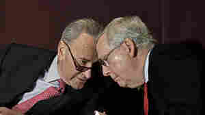 McConnell, Schumer Reelected To Lead Their Parties In The Senate