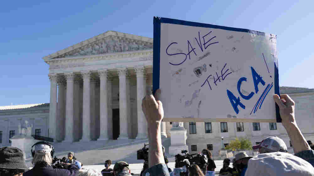 Supreme Court Appears Likely To Uphold Obamacare