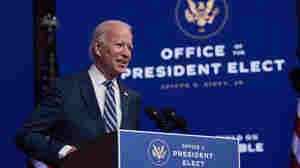 Biden Says Trump's Refusal To Concede Won't Impede Transition