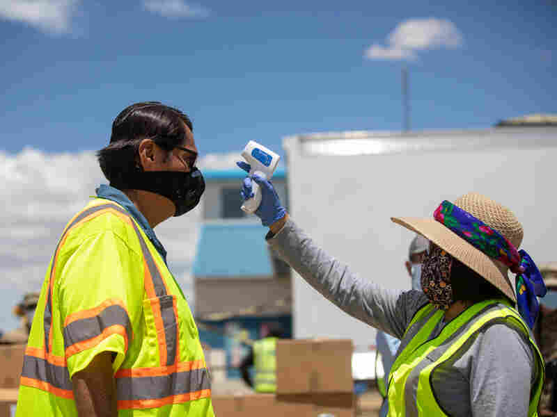 Navajo Nation Combats A New 'Monster': Coronavirus