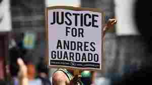 LA County Coroner Investigates Andres Guardado's Sheriff's Deputy-Involved Death
