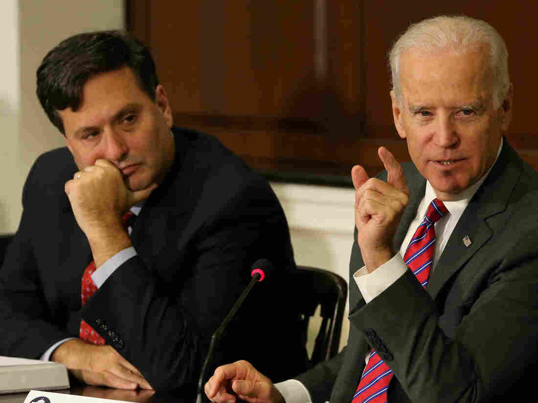 Biden Picks His Chief of Staff