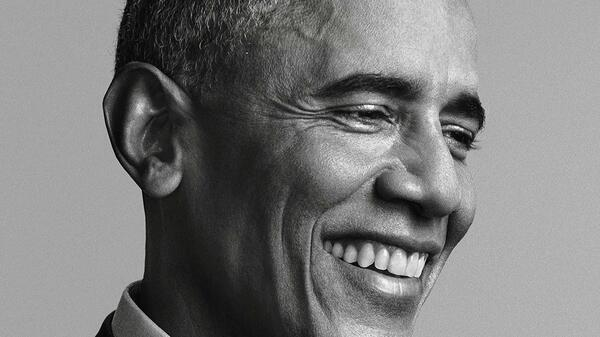 A Promised Land, by Barack Obama