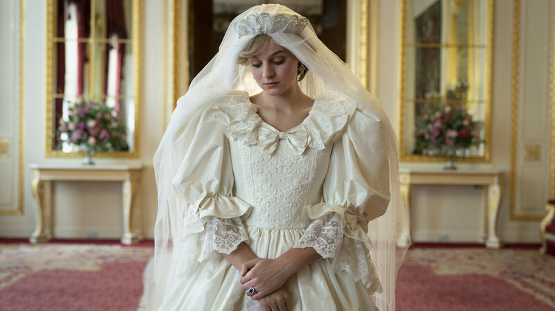 Princess Diana The Crown Season 4