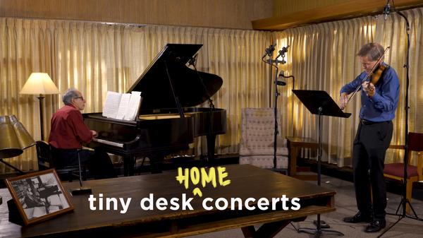 Copland House plays a Tiny Desk (home) concert.