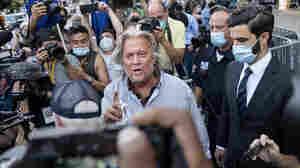 Trump Pardons Steve Bannon, Lil Wayne In Final Clemency Flurry