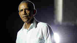 Transcript: NPR's Full Interview With Former President Barack Obama