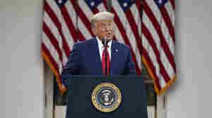 Trump Touts Coronavirus Vaccine Progress As Cases Climb