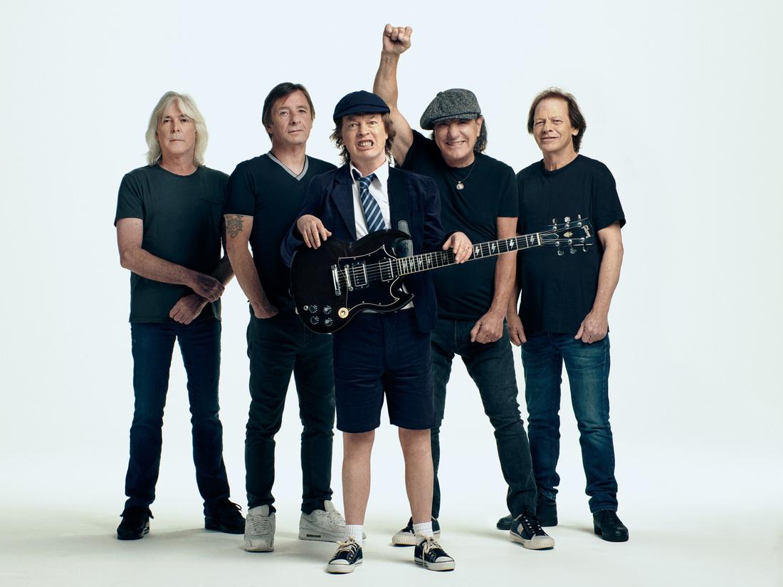 """AC / DC kehrt mit """"Power Up"""" zurück, eine Hommage an Malcolm Young: NPR"""