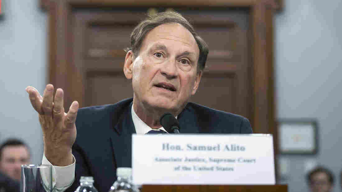 Justice Alito says pandemic has resulted in 'unimaginable' restrictions on individual liberty