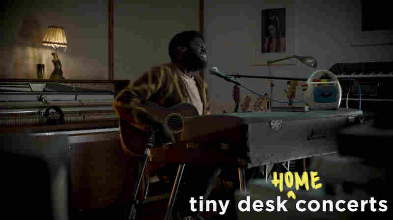 Michael Kiwanuka: Tiny Desk (Home) Concert