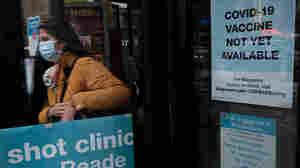 U.S. Hits 11 Million Coronavirus Cases, Adding 1 Million In A Week