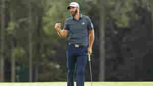 Dustin Johnson Wins Masters Tournament, Green Jacket For The 1st Time
