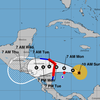 Hurricane Iota Continues To Intensify As It Approaches Central America