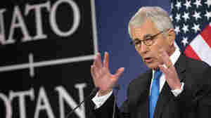 Ex-Defense Secretary Hagel Says GOP Hesitation On Election Is 'Hurting Our Country'