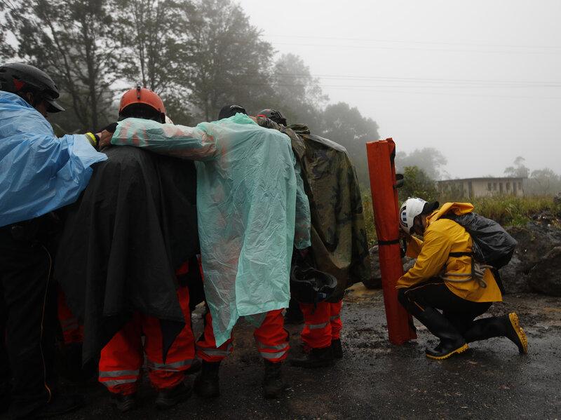 Relief Groups Brace For Category 5 Hurricane Iota