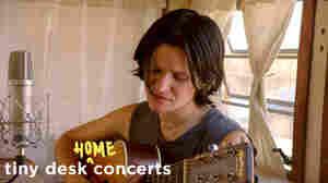 Adrianne Lenker: Tiny Desk (Home) Concert