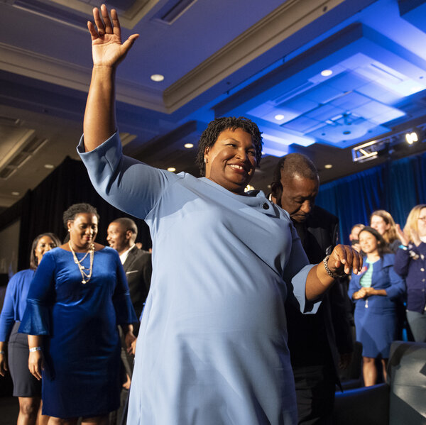 Trump Hasn't Conceded Georgia. Neither Did Stacey Abrams. What Changed?