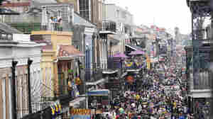 New Orleans Mayor Cancels Mardi Gras Parades In 2021