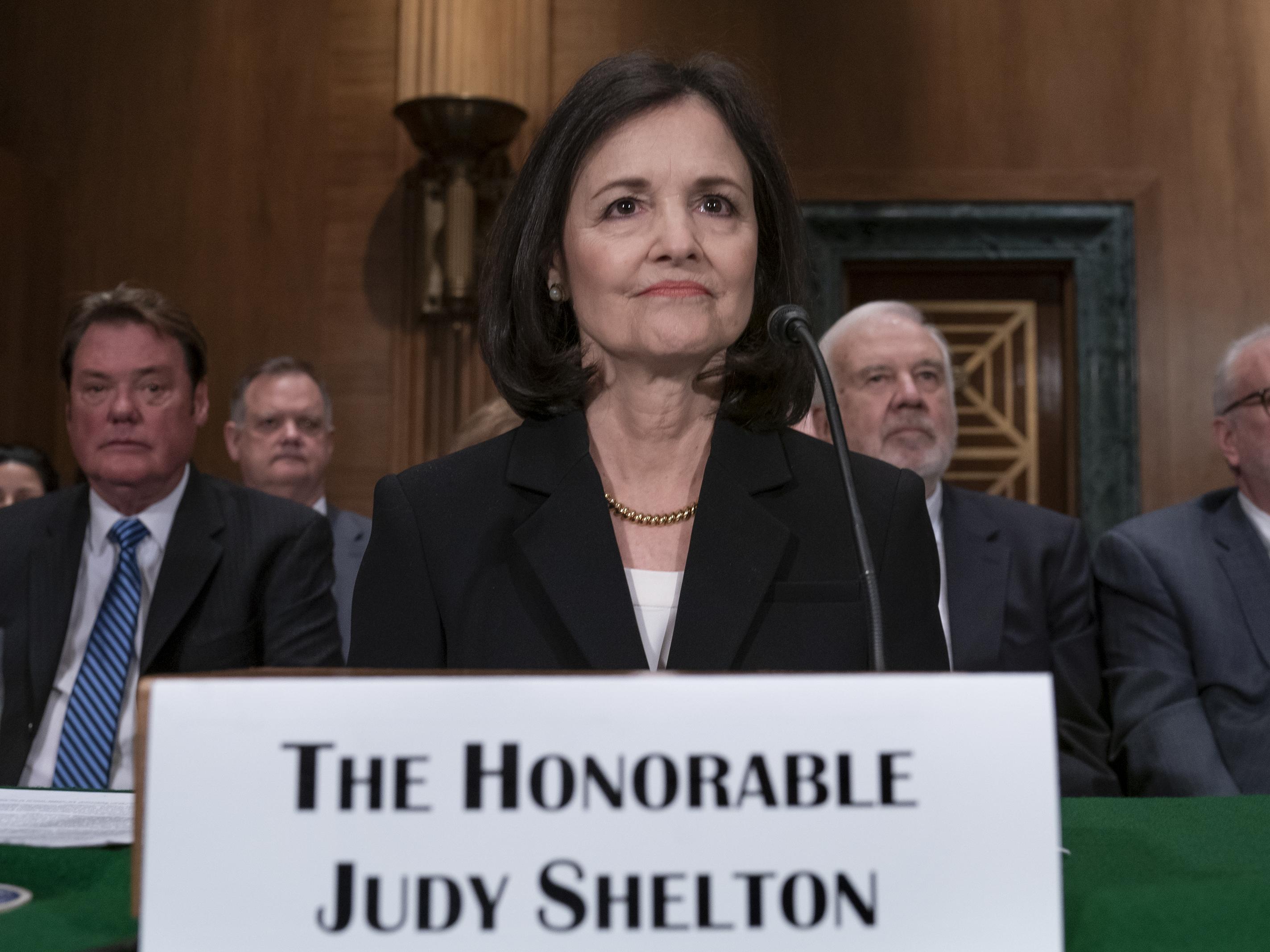 Trump's Fed nominee Judy Shelton hits roadblock in Senate vote