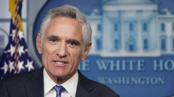 Dr. Scott Atlas, member of the White House