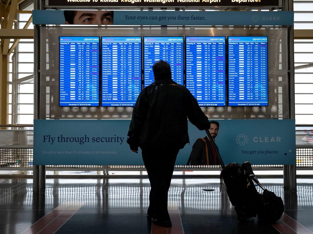 Treba li ići ili ostati kod kuće? : Ažuriranja o koronavirusima: NPR