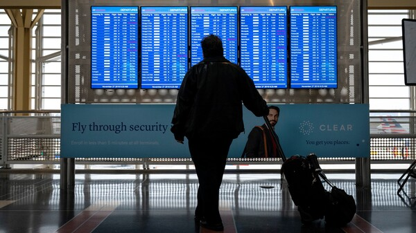 Thanksgiving Day is next week and that usually means long lines in crowded airports and traffic jams on the nation