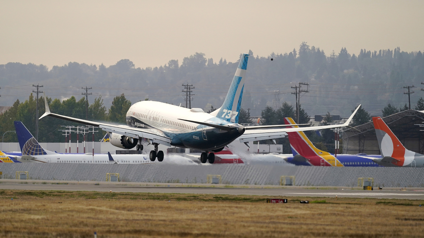 Boeing's 737 Max Gets FAA Approval To Take To The Skies – NPR