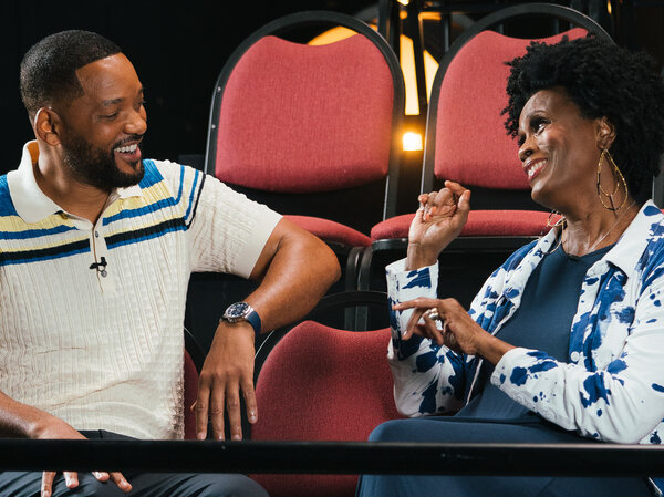 Will Smith and Janet Hubert came back together for the first time in 27 years for the Fresh Prince Reunion Special.