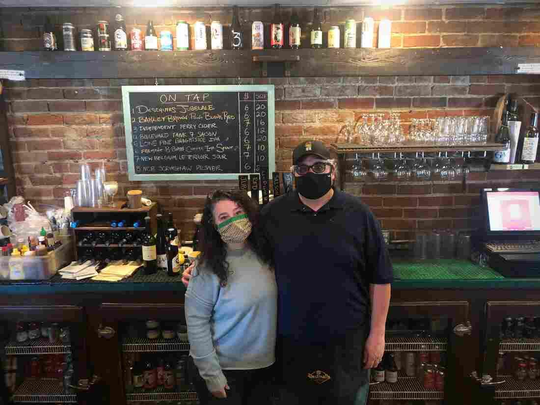 Bar Gernika in Boise, Idaho