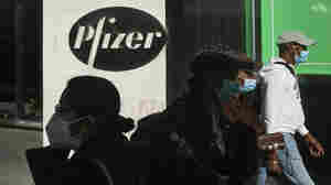 Pfizer To Seek FDA OK For COVID-19 Vaccine 'Within Days'